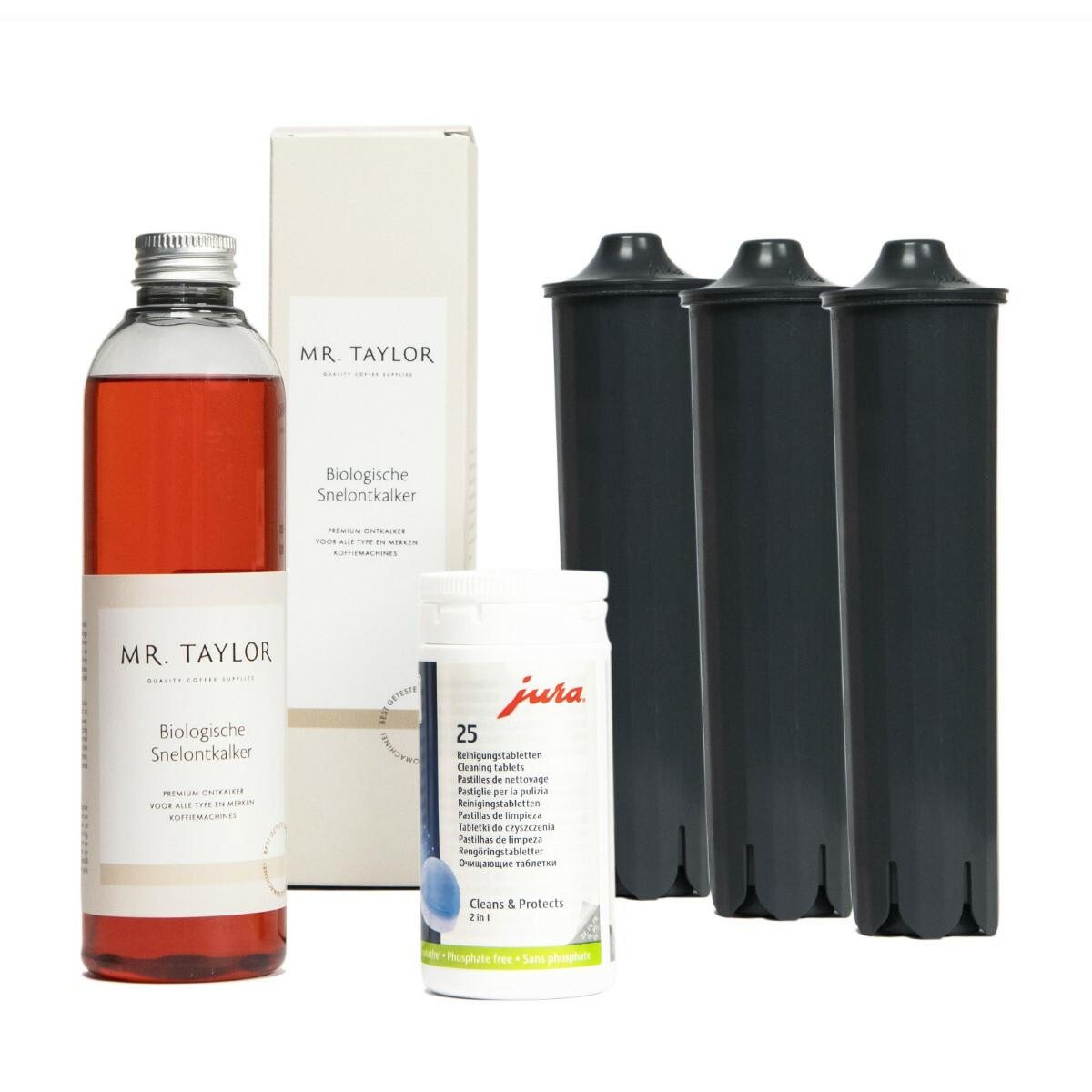 MR TAYLOR Care Kit Professional voor Jura