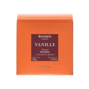 DAMMANN Frères Rooibos Vanille (crystal teabags)