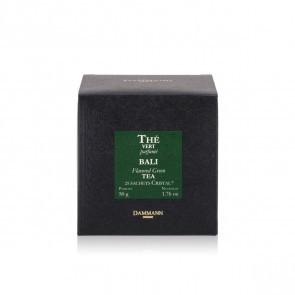 Dammann Frères groene thee Bali (crystal teabags)