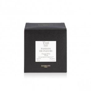 DAMMANN Frères witte thee Passion de Fleurs (crystal teabags)