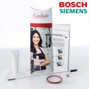 ECCELLENTE Clean & Care - Siemens Bosch