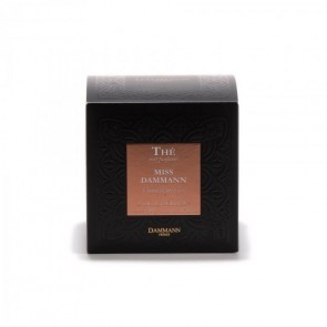 DAMMANN Frères groene thee Miss Dammann (crystal teabags)