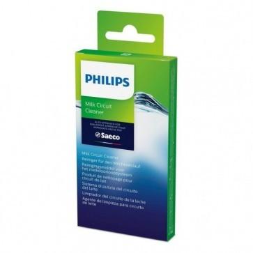 Saeco Philips melk systeem melksysteem reiniger cleaning powder milk circuit