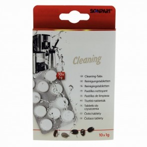 Scanpart Reinigingstabletten cleaning tablets