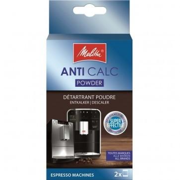 Melitta Ontkalkingspoeder Caffeo koffiemachine espressomachine